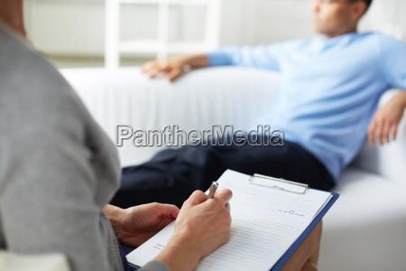 medico oficina seminario escribir consulta trabajo