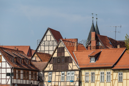 casa construccion historico ciudad braguero techos