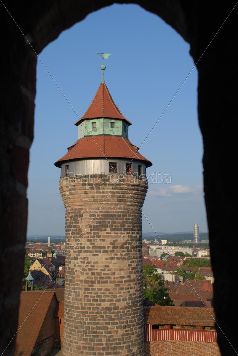 la, torre, simwell, en, núremberg - 9931470