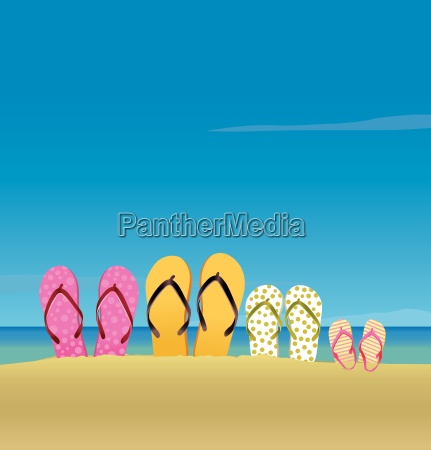 all, family, in, the, beach - 10028814