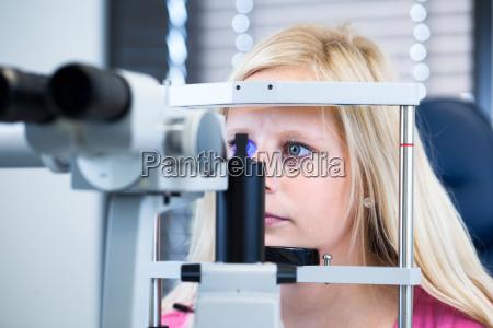 concepto, de, optometría, -, paciente, mujer - 10189029