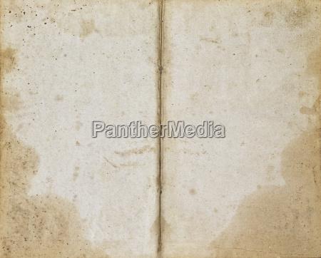 papel beige fondo viejo libro abierto