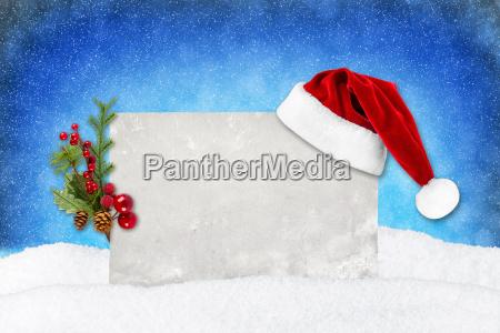 azul arbol de navidad nieve fondo