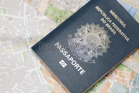 pasaporte brasilenyo