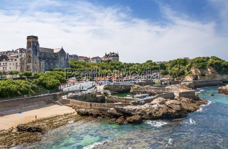 biarritz y el puerto 2