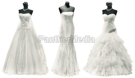 recorte de los vestidos de novia