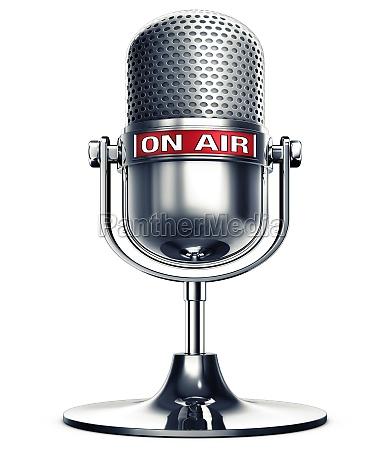 musica informacion radio chispa microfono radiodifusion