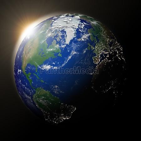 globo tierra