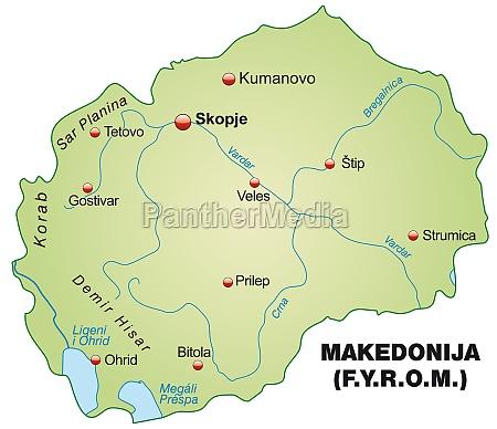 disenyo verde europa ilustracion informacion mapa