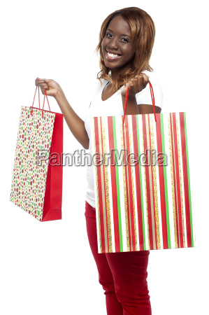 sale sale sale woman carrying shopping