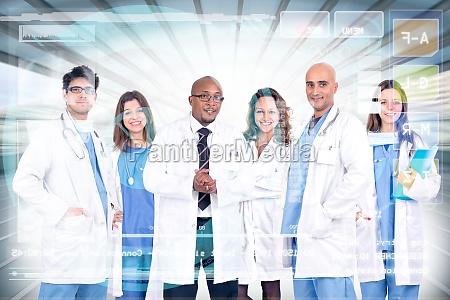 equipo de doctores