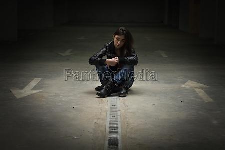 triste depresion preocupacion preocupado preocuparse adolescente