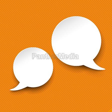 etiquetas de burbujas de habla y