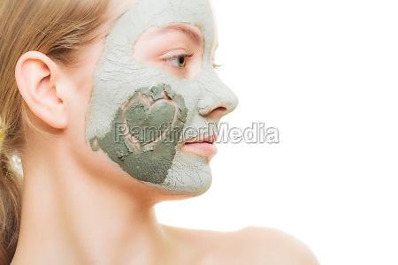 cuidado de la piel mujer en