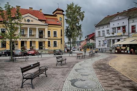 ciudad polonia