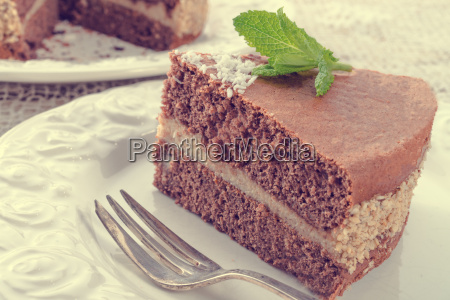 tortas de chocolate con relleno de
