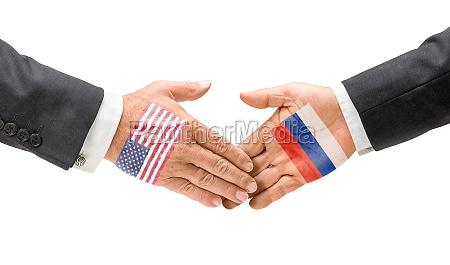 estados unidos y rusia se acercan