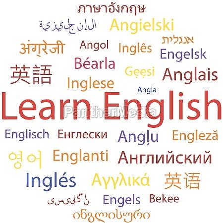 aprendiendo ingles