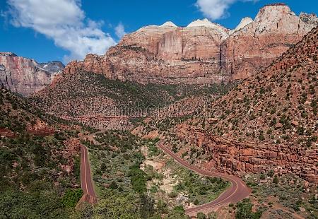 montanyas desierto canyon vista aerea paisaje