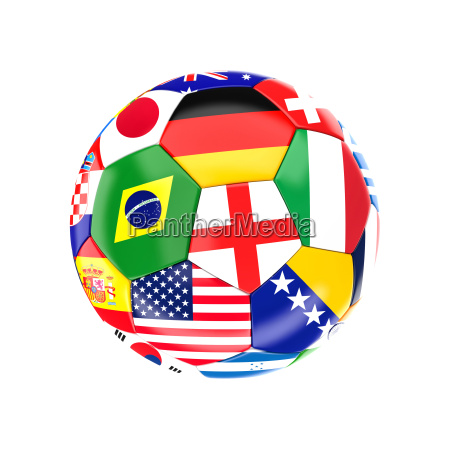 multi soccer ball