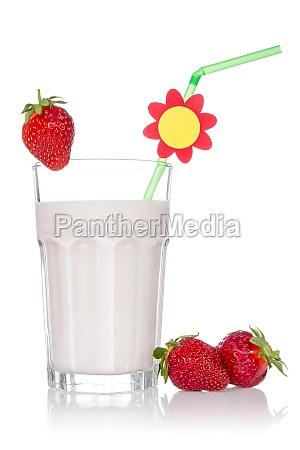 beber bebida refrescos fresa baya postre