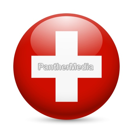 ronda icono brillante de suiza
