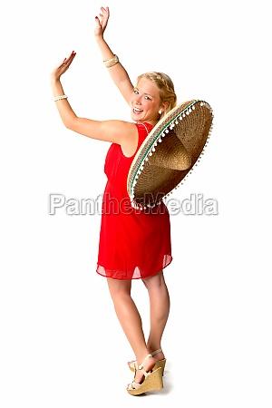 mujer carisma mexicano estilo