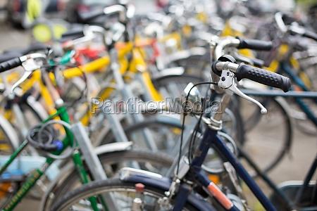 servicio de alquiler de bicicletas