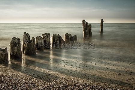the baltic coast