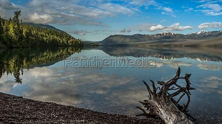 parque nacional eeuu ver glaciar