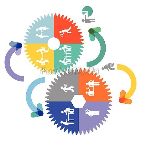 cooperacion y trabajo en equipo