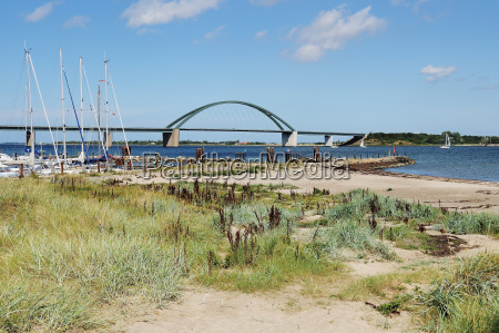 puente fehmarnsund y fehmarnbelt