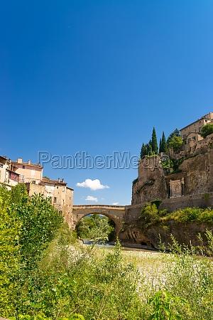 casco antiguo de provenza