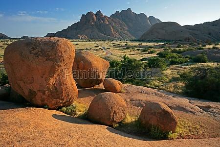 piedra africa namibia rocas rock granito