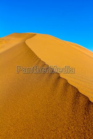desierto africa namibia seco duna arenas