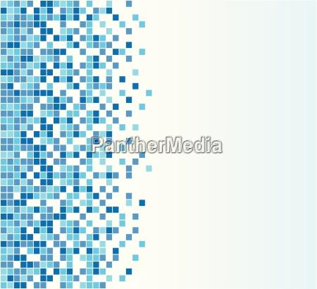 vector fondo azul