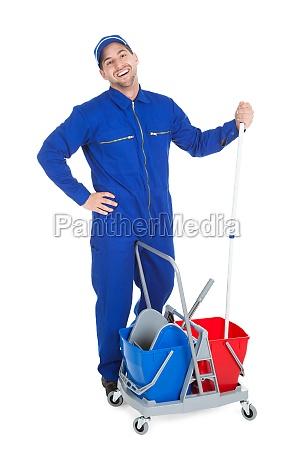 limpiador confia en que muestran los