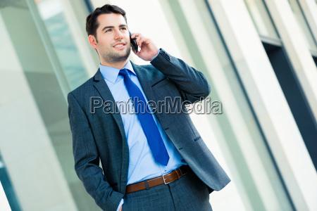 manager en el telefono