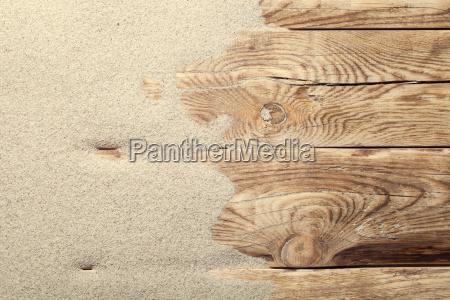 fondo de la arena
