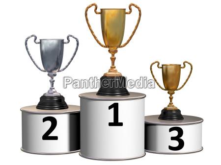 podium copas