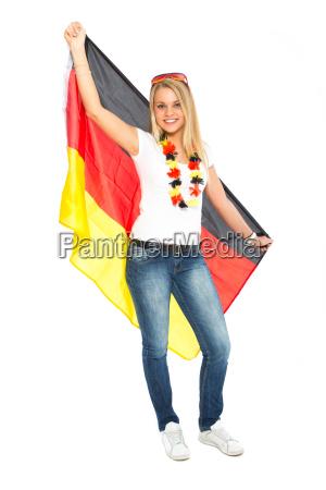 femenino copa del mundo alemania partidario