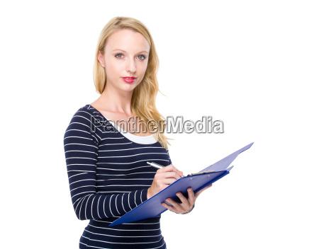 mujer azul personas gente hombre nota