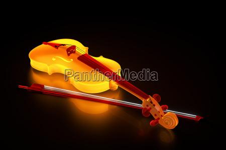 violin brillante