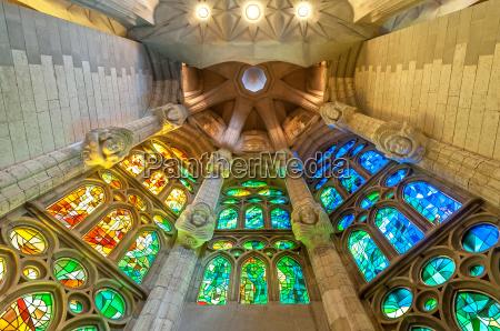 sagrada familia de barcelona en espanya
