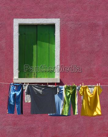 window in venice