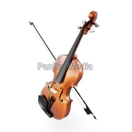violin y el arco