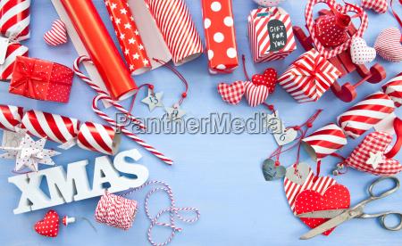 regalos de embalaje para la navidad