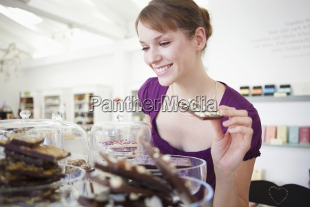vidrio vaso comida dulce dulces ver