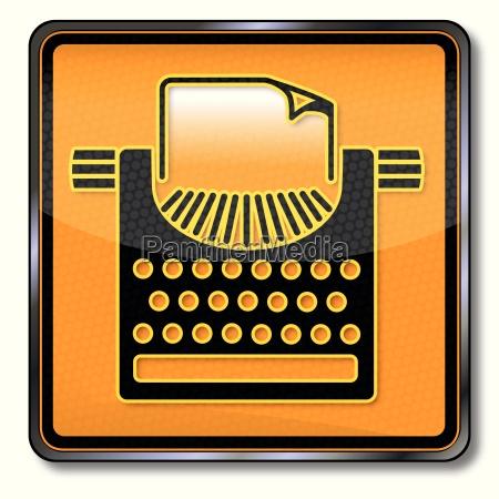 novela prosa lirica maquina de escribir