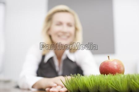 oficina risilla sonrisas comida salud medio